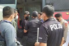 Polda Jateng Amankan 2 Terduga Provokator Aksi Demo Tolak PPKM