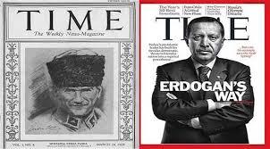 Time dergisine kapak olan Türkler kimlerdir?