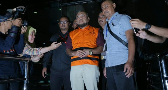 KPK Temukan Brankas Berisi SGD 11.300 di Kantor Penyuap Patrialis