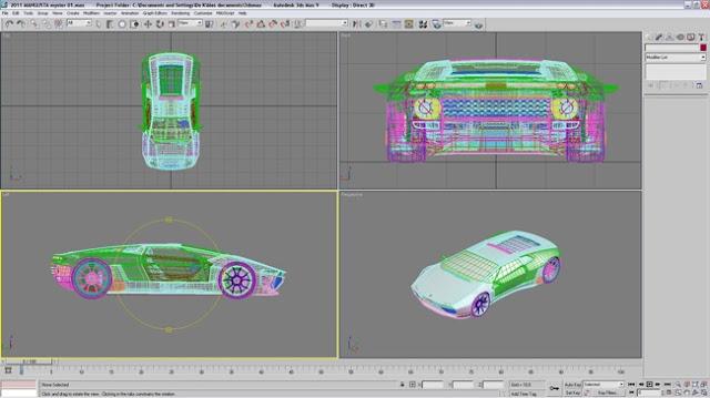 Design DeTomaso Mangusta