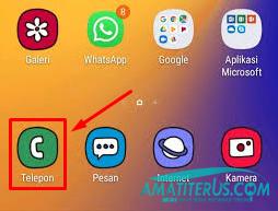 Cek keaslian Hp Samsung menggunakan kode rahasia