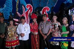 Jenderal dari Mabes TNI Terpukau Drama Kolosal Kodim Pati