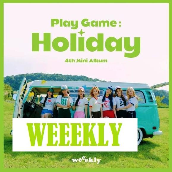 Lirik lagu Weeekly Holiday Party dan Terjemahan
