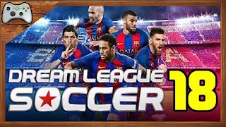 Download Dream League 2018 MOD Version Apk + OBB