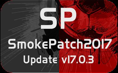 PES 2017 SMoKE Patch 17 Update 17.0.3 Season 2018/2019