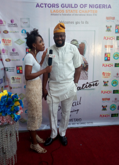 Actors-Guild-of-Nigeria-Lagos-Chapter-inaugurates-Excos-Demond-Elliot-01