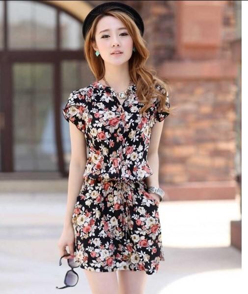 Model Baju Batik Modern Penampilan Makin Trendy Dan Modis Ghenoks