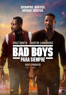 Bad Boys For Life 2020 DVD HD Dual Latino 5.1 + Sub FORZADOS