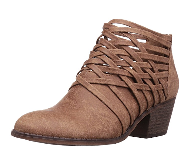 Amazon: Fergalicious Bandana Ankle Booties on sale for only $25 (reg $65)!