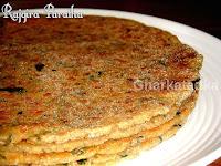 Amaranth Paratha