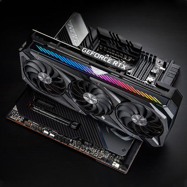 ASUS atualiza motherboards e placas gráficas NVIDIA GeForce RTX 30-Series para compatibilidade com a tecnologia Resizable BAR