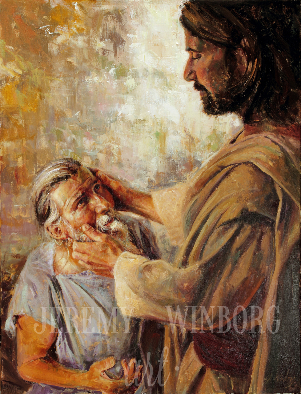 Christ Heals The Blind Man At Bethsaida And Lesson For Us Today