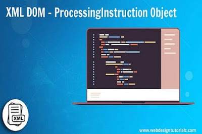 XML DOM - ProcessingInstruction Object
