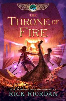 Resenha: O Trono de Fogo, de Rick Riordan 21