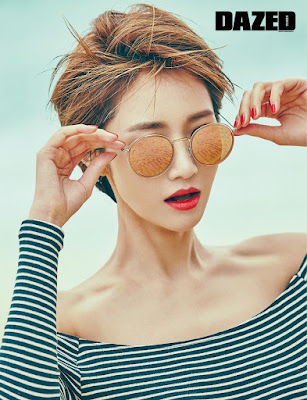Go Joon Hee Dazed & Confused March 2016