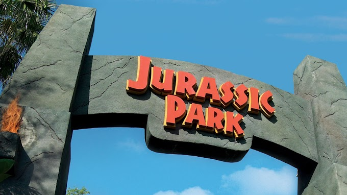 Music Behind the Ride: Jurassic Park