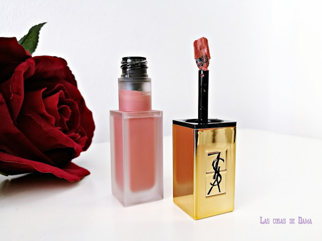 Tatouage Couture Matte Stain YSL lipstick redlips beauty makeup yves saint laurent maquillaje