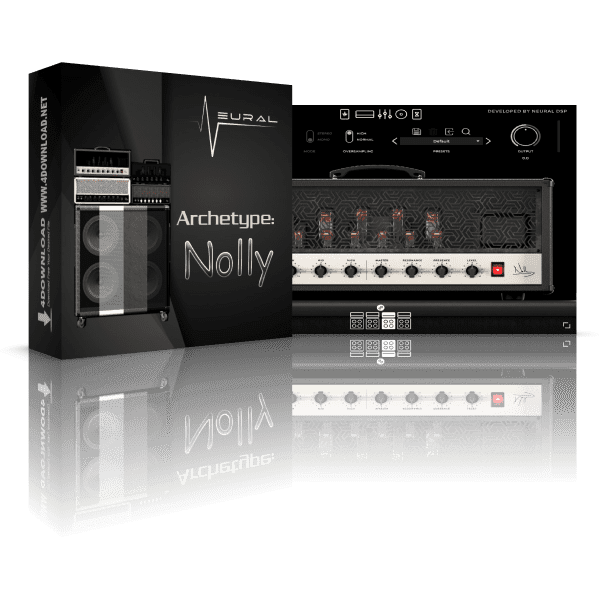 Neural DSP Archetype Nolly v2.0.0 Full version