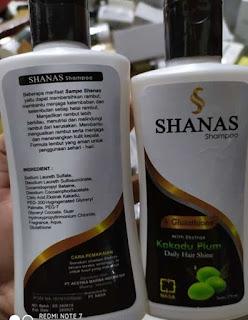 AGEN SHAMPO SHANAS NASA DI GRESIK 082334020868