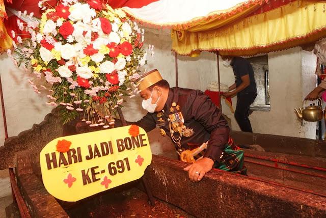 Bupati Bone Ziarah ke Makam Arung Palakka di Gowa