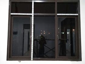 Jendela kaca aluminium tangerang