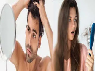 تساقط الشعر - الأسباب والعلاج