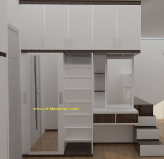 interior-apartemen-kalibata-city-populer