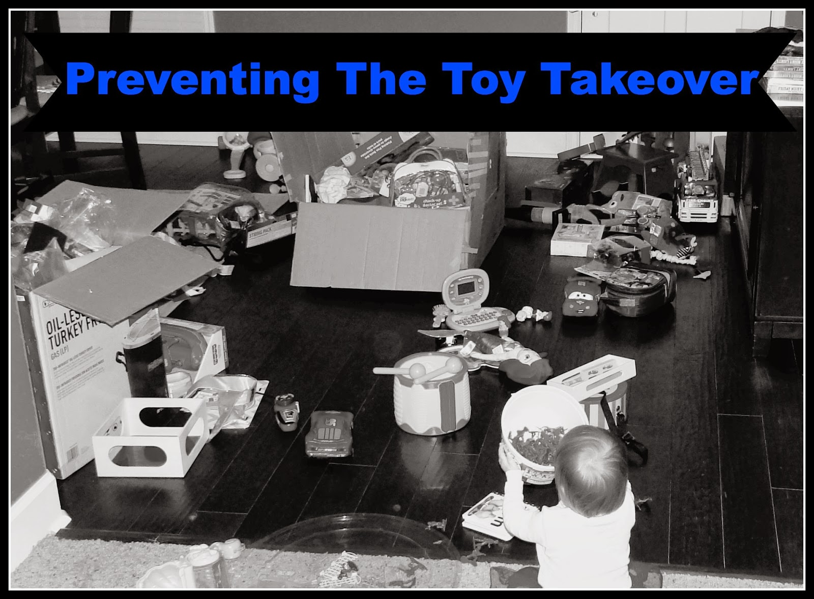 Preventing the Toy Takeover