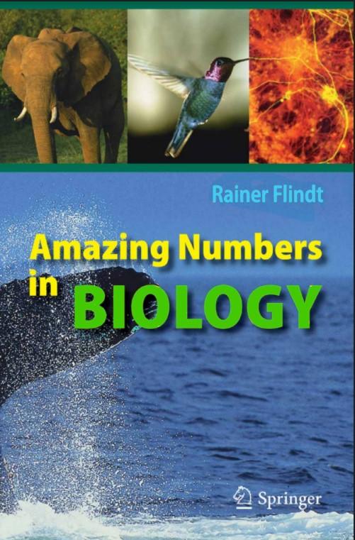 Amazing Numbers in Biology Rainer Flindt pdf