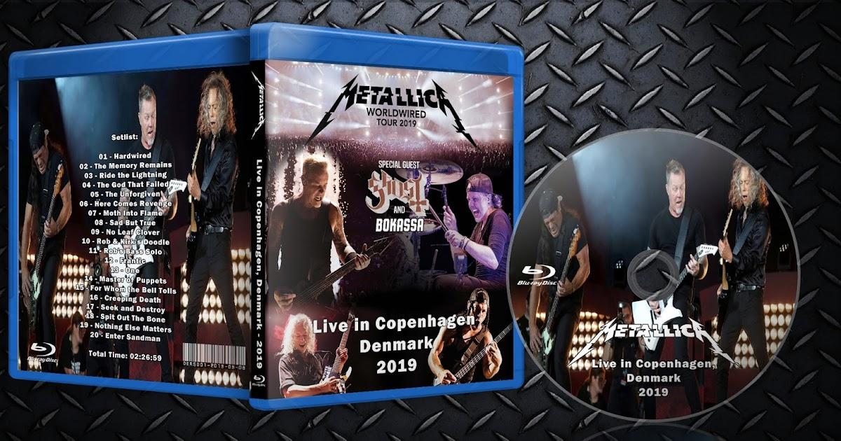 Deer5001RockCocert : Metallica - 2019 - Live in Copenhagen