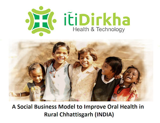 "Support our Campaign ""Raise ORAL Health Awareness in Rural India"" @ Indiegogo : goo.gl/ftZYJE"