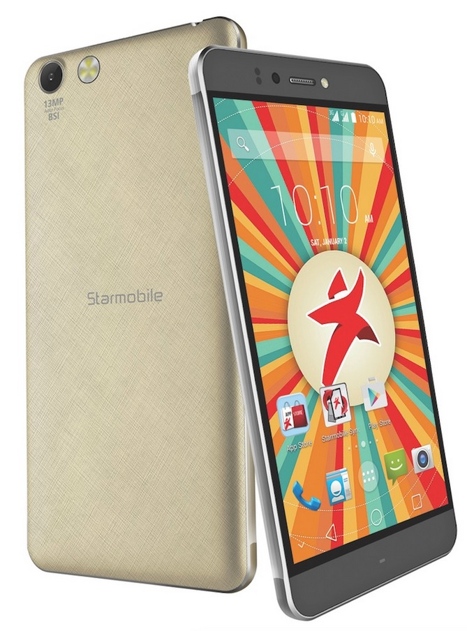 Starmobile UP Neo, Octa Core with Triple LED Flash and IR Blaster ...