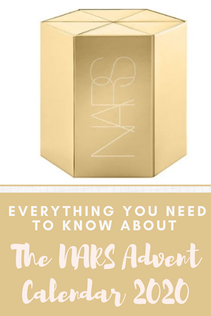 NARS 12-Day Lip Advent Calendar 2020
