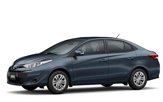 Toyota Yaris XL 2020 para PCD