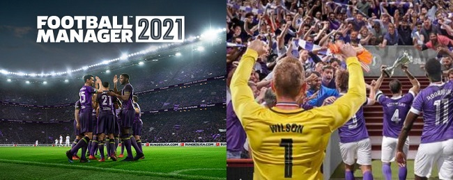 Comparison in Football Manager 2021 vs Football Manager 2020