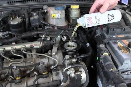 Perbedaan  Enggine Flush, Purging Dan Fogging Pada Mobil