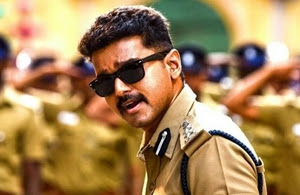 Theri UK Box office current report