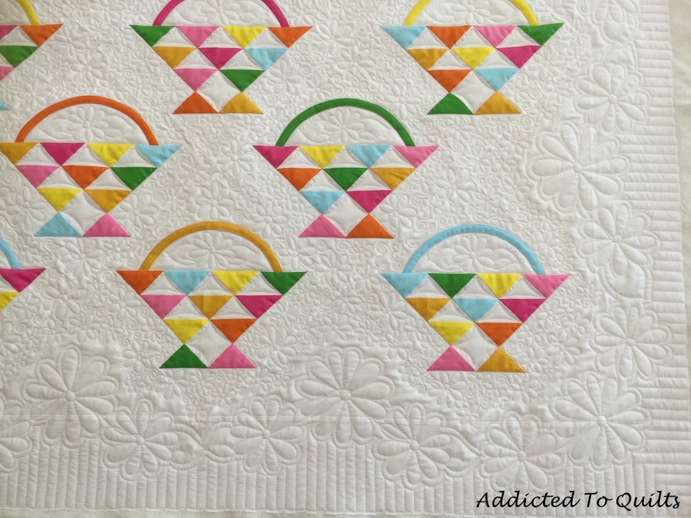 Addicted To Quilts: Daisy Basket : define quilted - Adamdwight.com