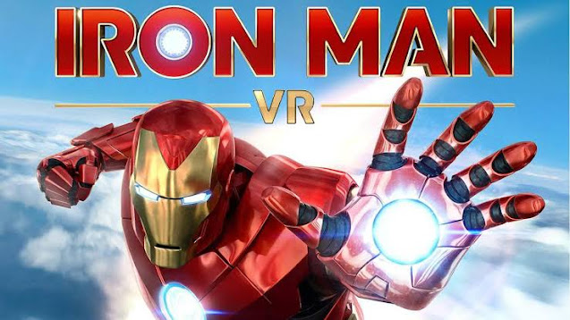 game terbaru rilis tahun 2020 Marvel's Avengers: Iron Man VR