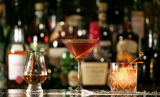 OLD FASHIONED BEST COCKTAIL AND THERE RECIPE 2020