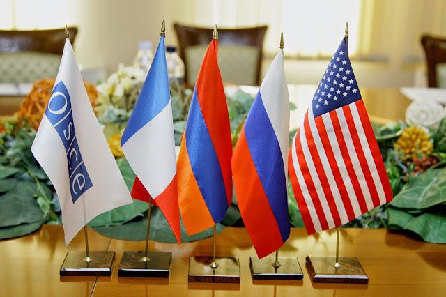 Grupo de Minsk de la OSCE y Armenia se reunirán en junio