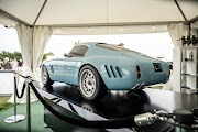 Squalo shown to the public for first time at Goodwood Revival