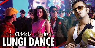 Lungi Dance Song Lyrics