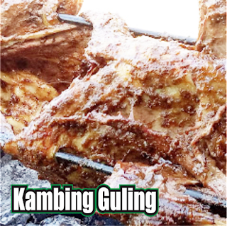 bbq kambing guling