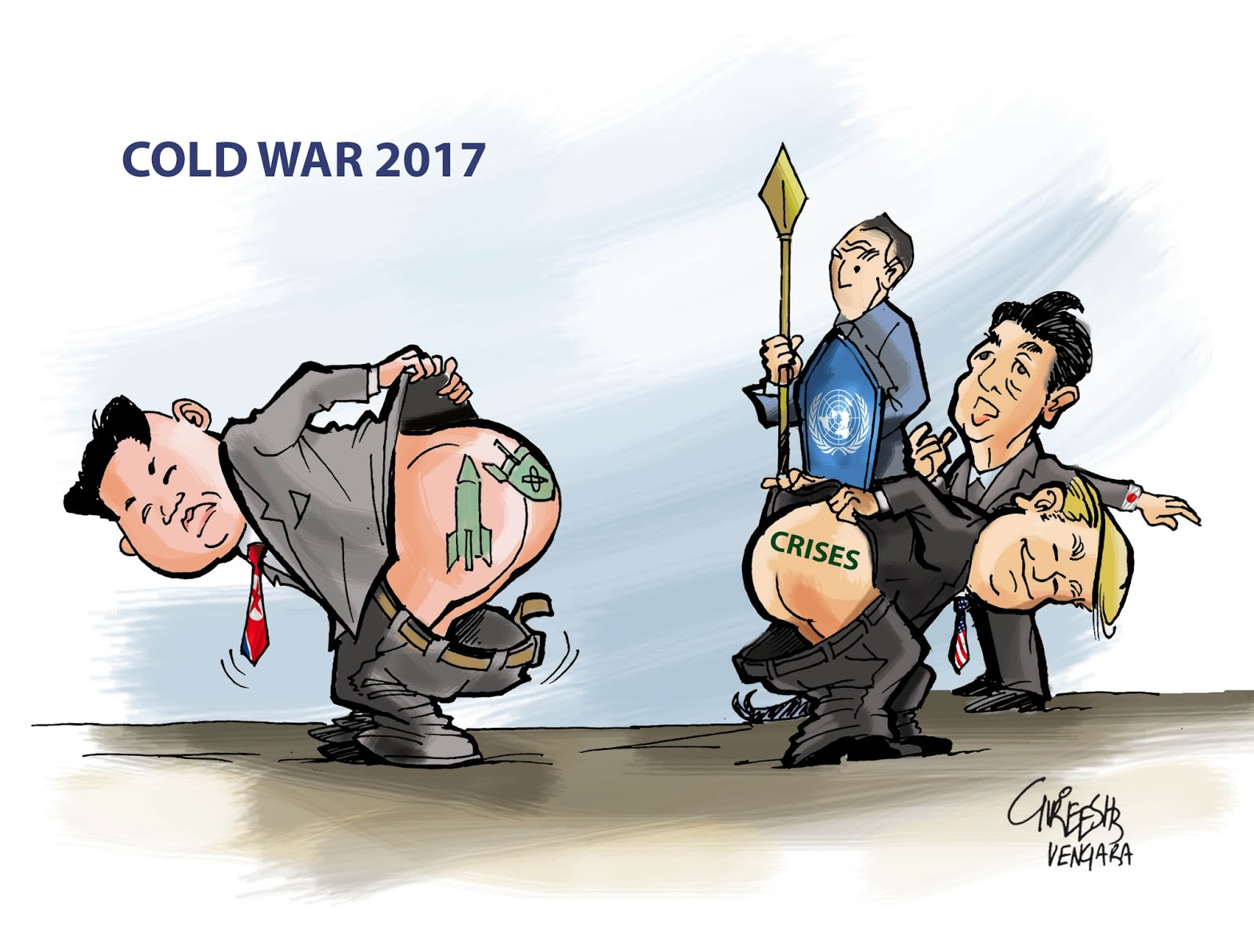 Rajakeeyam Political Satire Cold War 2017