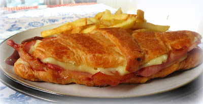 Bacon & Cheese Panini