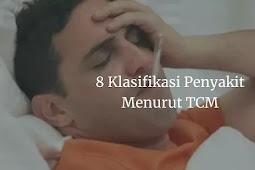8 Klasifikasi Penyakit Menurut TCM