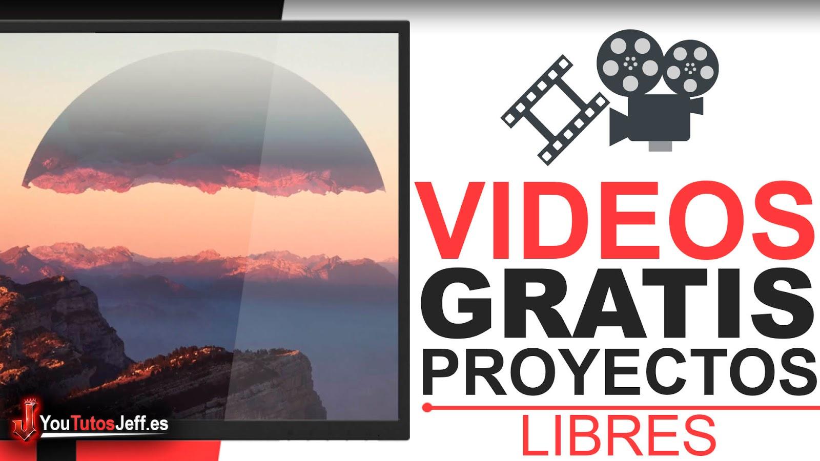 Descargar Vídeos Gratis para tus Proyectos - Videos Libres de Derechos de Autor