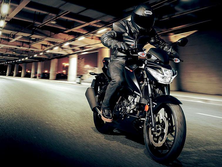 Makin lama dipandang, Suzuki GSX-S150 semakin memikat . . kenapa ya ?