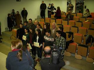 XII Certamen Cultural Ibérico Jóvenes Artistas 2012